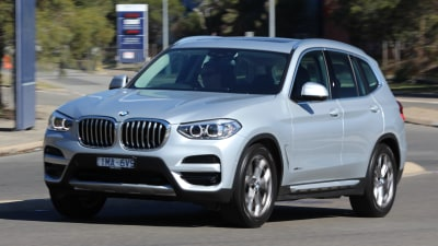 BMW X3 sDrive20i 2018 Review