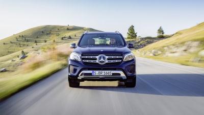 2016 Mercedes-Benz GLS Makes Official Debut - Video
