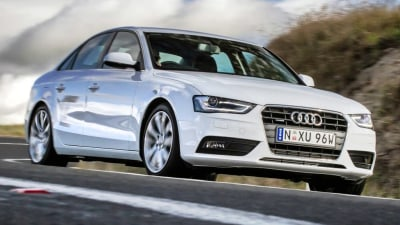 2014 Audi A4 Quattro: 2.0 Ambition In, 3.0 Models Out
