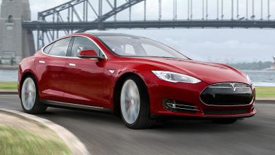 Tesla-spotters Count 200 Model S Sedans In Australia