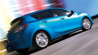 2009 Mazda3 Hatchback Revealed