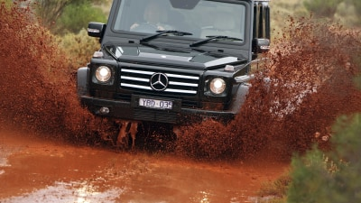 Mercedes-Benz to unleash Range Rover rivaling G-Class