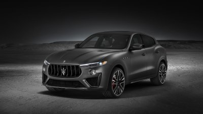 2018 Maserati Levante Trofeo confirmed