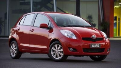 2009 Toyota Yaris Edge Released In Australia