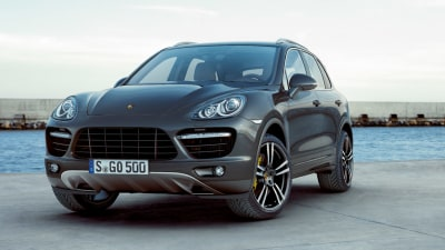 Porsche Cajun Confirmed For German Production