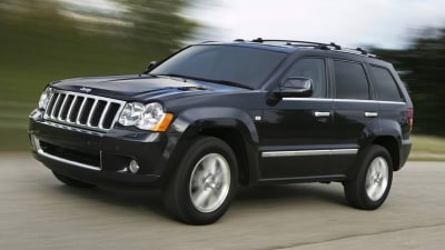 2010 Jeep Grand Cherokee Overland Announced, Limited To 50 Units