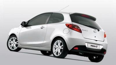 Mazda2 three-door hatch to be unveiled in Geneva