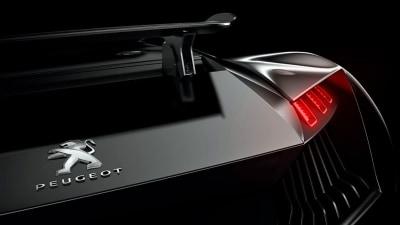 Peugeot Teases Mystery Supercar