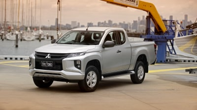 Mitsubishi Triton 2019 first drive review