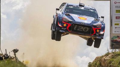 Motorsport wrap: Neuville flies in Portugal