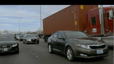 2016 Audi A8 To Launch With Traffic Jam Assistant: Video