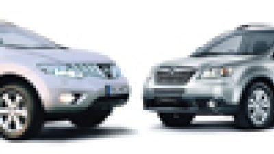 Head to Head: Nissan Murano v Subaru Tribeca