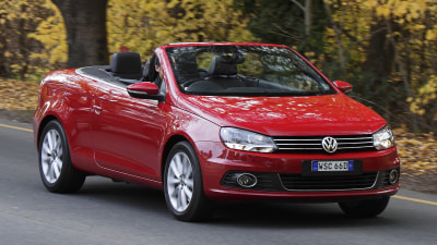 2011 Volkswagen Eos 103TDI Review