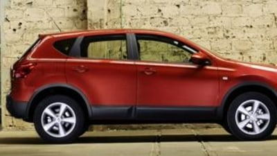 Nissan Dualis pricing and specifications