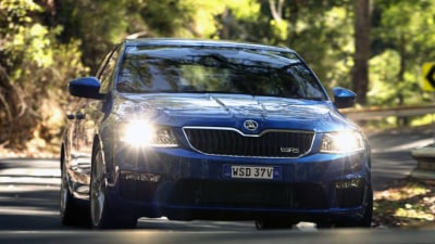 2014 Skoda Octavia RS: Price And Features For Australia