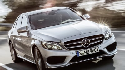 New 2014 C-Class May Outsell Mazda6: Mercedes-Benz Aus