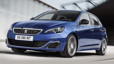 2015 Peugeot 308 GT Hatch and Wagon Revealed