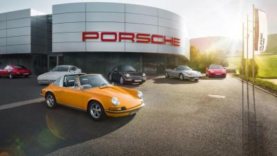 Porsche Classic Service Centre Opens In The Netherlands - Australia On The List