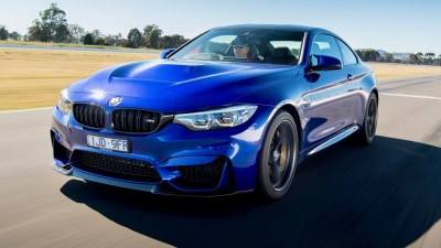 First drive: 2017 BMW M4 CS
