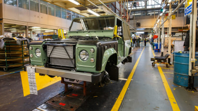 Land Rover Defender Retired After 68 Years Of Service