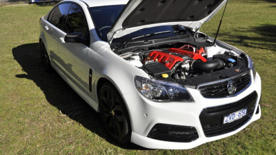 Walkinshaw W310 Performance Announced For VF SS Commodore: Video