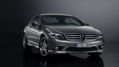 2009 Mercedes-Benz S And CL Class AMG Sports Packs Released