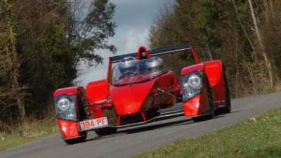 Caparo Introduces T1 Race Extreme, Air Conditioning Now On The Options List