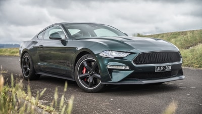 Ford Mustang Bullitt 2019 new car review