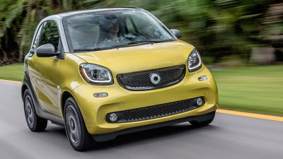 Smart Cars Buzz Off In North America