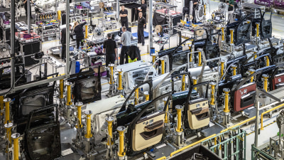 Have we hit peak automotive production?