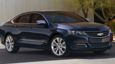 2013 Chevrolet Impala Revealed