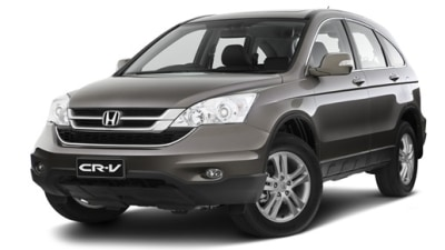 2010 Honda CR-V Gets Updated Styling, Spec Upgrades