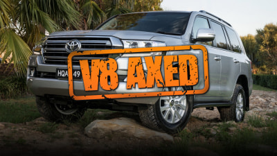 Toyota LandCruiser 200 Series V8 diesel to end production March 2021