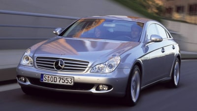 First-Generation Mercedes-Benz CLS Retired Ahead Of All-New 2011 Model