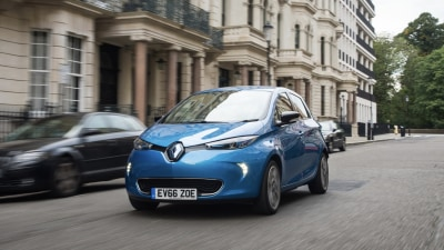 Renault Zoe now available to the public