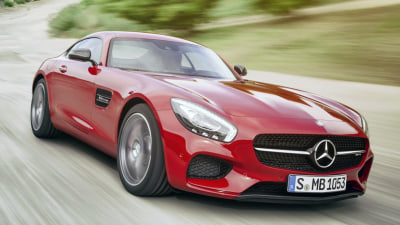 AMG 4.0 V8 Bound For More Mercs, Hypercar Ruled Out: Report