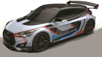 Hyundai RM15 Concept Unveiled At Seoul Motor Show