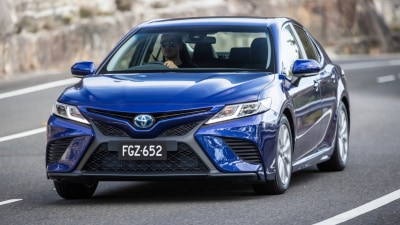 Toyota hybrid sports car in development