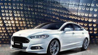 Ford Shrinks Next Mondeo's Production Footprint
