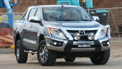 2012 Mazda BT-50 XTR Boss Sports 4x4 Manual Dual Cab Review