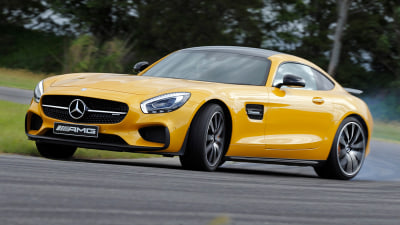 Mercedes-AMG GT: Price And Features For Australia