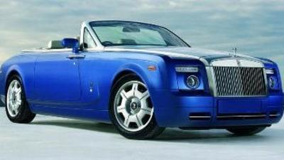 Rolls-Royce Phantom Drophead Coupe video