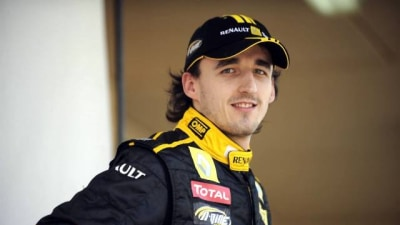 F1: Road back to Formula 1 'Not So Long Now' - Kubica