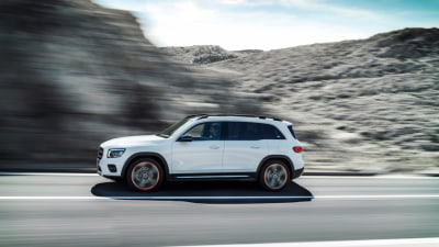 Mercedes Serves Up Another Baby SUV