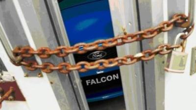 2008 Orion Falcon teaser