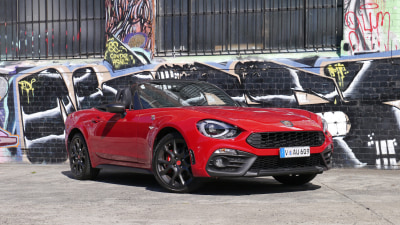 2017 Abarth 124 Spider Review | Badge Engineered, Or Brilliantly Inspired? You May Be Surprised