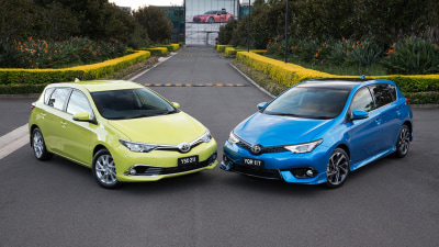 New Toyota Corolla Facelift: 2015 Price And Features For Australia
