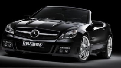 Brabus Tweak New SL Range