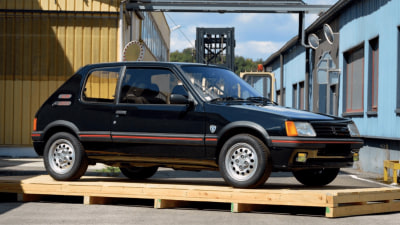 Peugeot auctions rare classic, race and concept cars