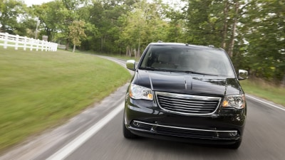 2011 Jeep Patriot, Chrysler Grand Voyager Revealed, Q2 2011 Australia Launch Planned